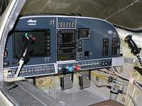 Instrument Panel & Glare Shield